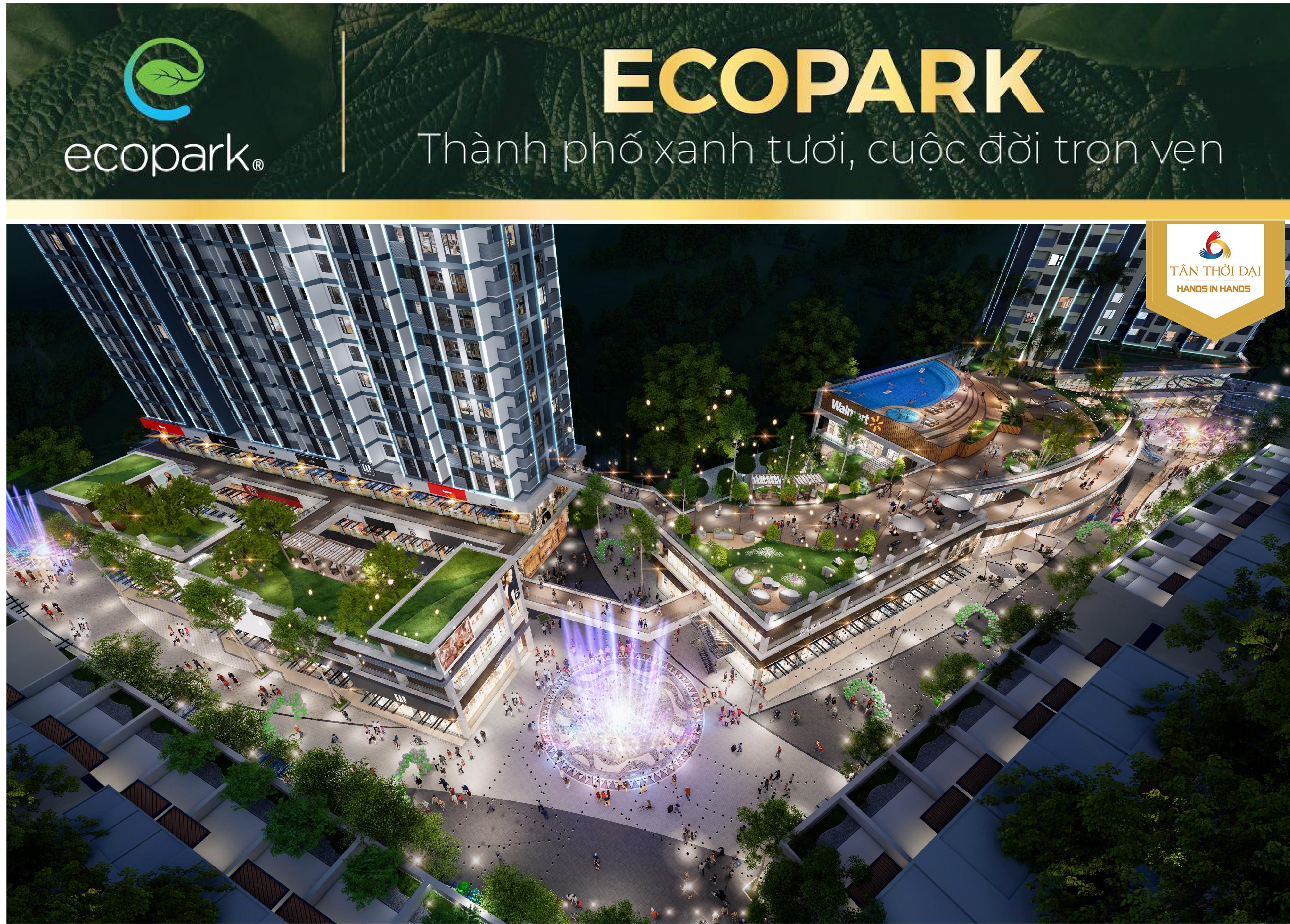 Tiện ích của S-Premium Sky Oasis Ecopark