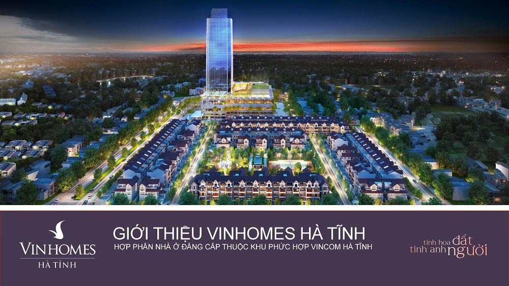 Tổng quan về dự án Vincom Hà Tĩnh
