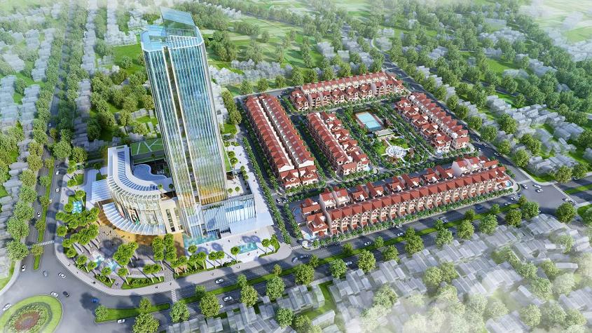 Biệt thự Vinhomes Hà Tĩnh - vùng đất tinh anh với dự án biệt thự cao cấp