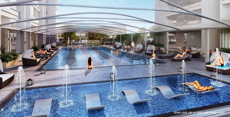 Thiết kế cao cấp tại dự án Vinhomes Metropolis