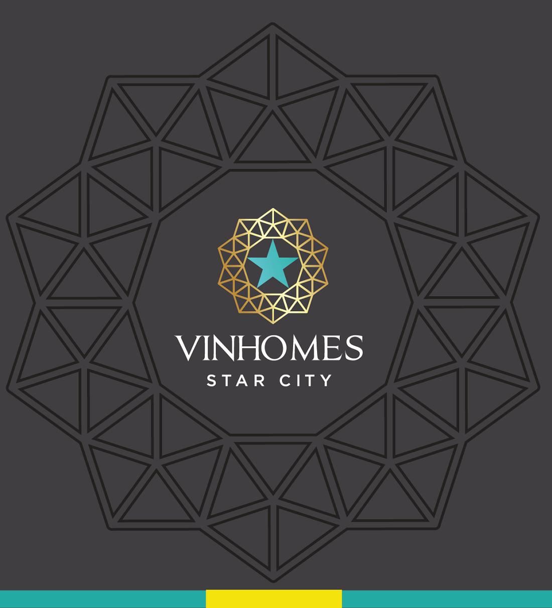 Logo dự án vinhomes star city thanh hóa - Biểu tượng đẳng cấp