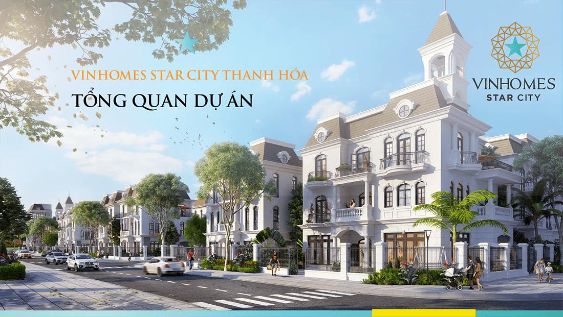 Dự án Vinhomes Star City Thanh Hóa